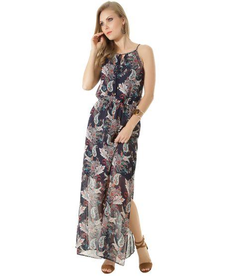 Vestido-Longo-Paisley-com-Renda-Azul-Marinho-8379954-Azul_Marinho_1