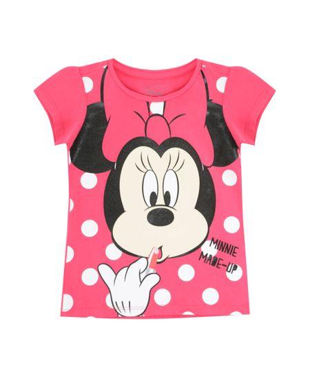 Blusa Minnie Pink