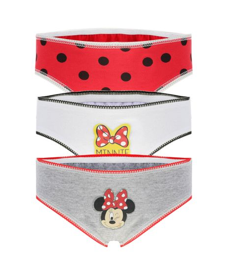 Kit-de-3-Calcinhas-Minnie-Multicor-8298477-Multicor_1
