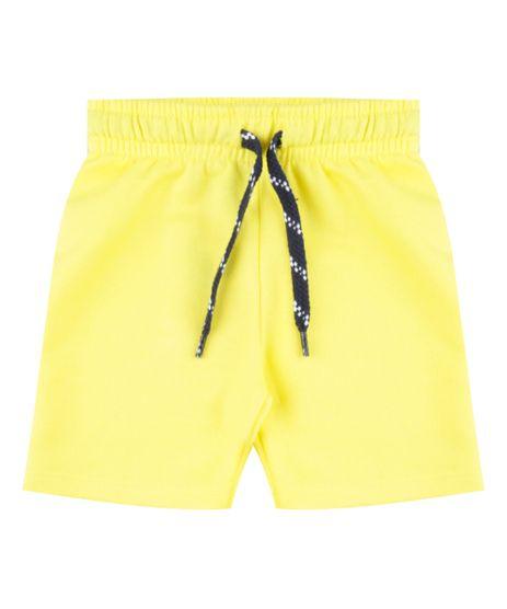 Bermuda-em-Moletom-Amarelo-8470130-Amarelo_1
