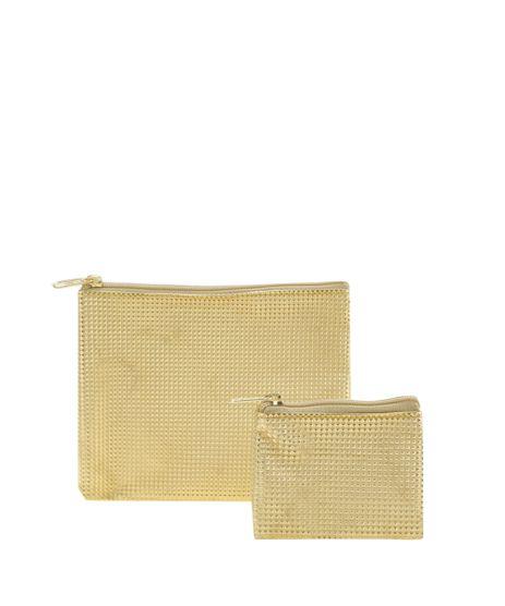 Kit-de-2-Necessaires-Metalizadas-Dourado-8418686-Dourado_1