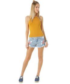 Regata-Basica-Canelada-Amarelo-Escuro-8453743-Amarelo_Escuro_3