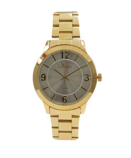 Relógio Condor Analógico Feminino - CO2035KOO/4K Dourado