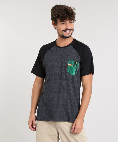 438c4a89aa Camisa Raglan em promoção - Compre Online - Melhores Preços