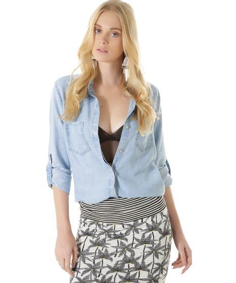 Camisa-Jeans-Dress-To-Azul-Claro-8449930-Azul_Claro_1