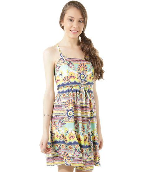 Vestido-Estampado-Etnico-Dress-To-Verde-Agua-8324208-Verde_Agua_1