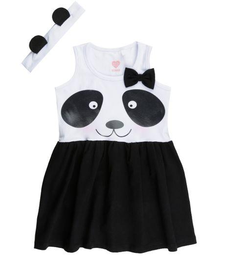 Vestido-com-Estampa-de-Panda--Branco-8447046-Branco_1