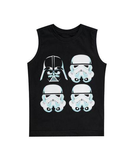 Regata Star Wars Preta