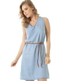 Vestido-Jeans-Bordado-com-Cinto-Azul-Claro-8430149-Azul_Claro_1