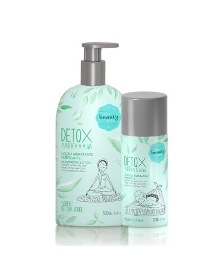 Kit Hidratação Detox
