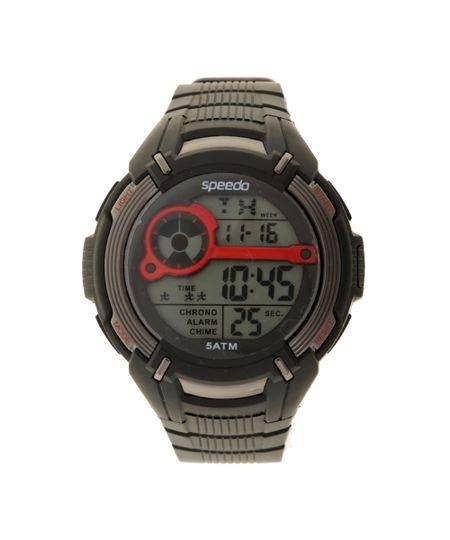 Relógio Digital Speedo Masculino - 81094G0EKNP3 Preto