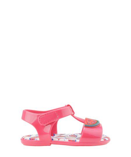 Sandália Pimpolho Melancia Pink