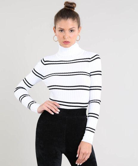 3cd8933a99 Blusa Branca Estampada em promoção - Compre Online - Melhores Preços ...