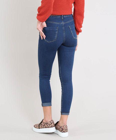 48872a9d4 Cropped Jeans Feminino em promoção - Compre Online - Melhores Preços ...