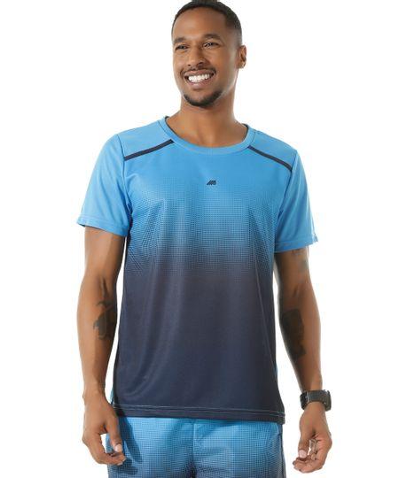 Camiseta de Treino Ace Azul Claro