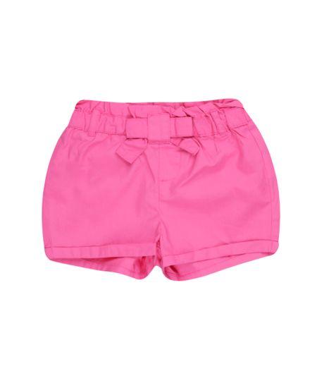 Short com Laço Pink