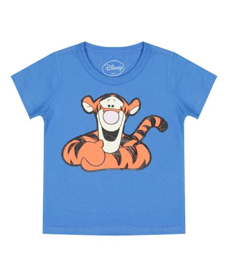 Camiseta Tigrão Azul