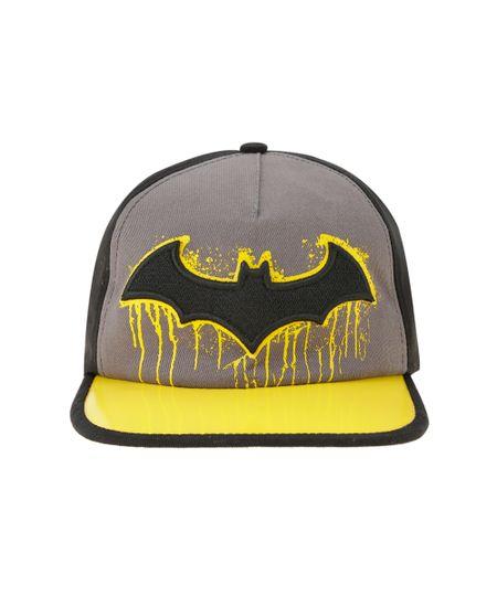 Boné Batman Preto
