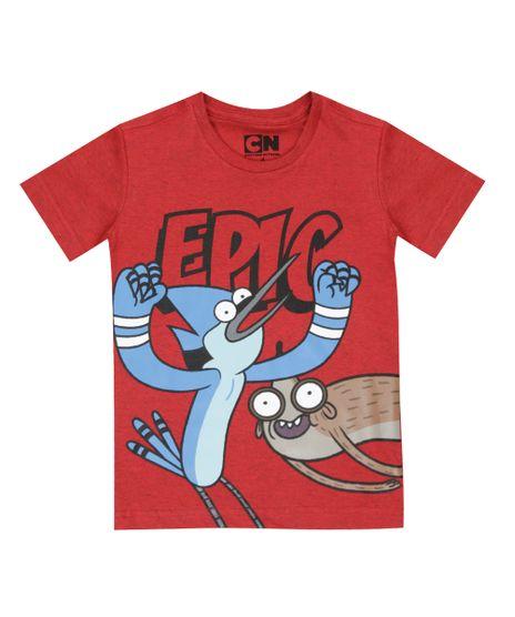 Camiseta-Apenas-Um-Show-Vermelha-8480752-Vermelho_1