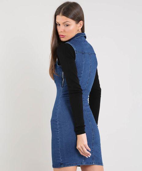 fac95753d Vestido Jeans Curto em promoção - Compre Online - Melhores Preços   C&A