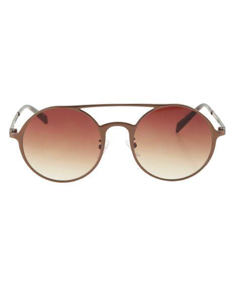 Oculos-Redondo-Feminino--Marrom-8524749-Marrom_1