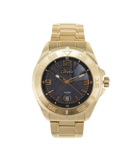 Relógio Analógico Condor Masculino - CO2415AN4P Dourado