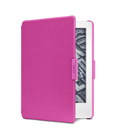 Capa Protetora Amazon Kindle 8ª Geração Rosa