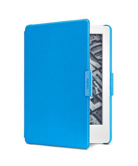 Capa Protetora Amazon Kindle 8ª Geração Azul