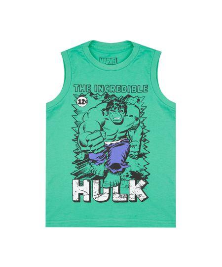 Regata Hulk Verde