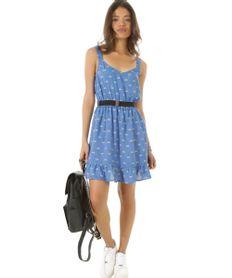 Vestido-Estampado-Floral-com-Cinto-Azul-8351948-Azul_3