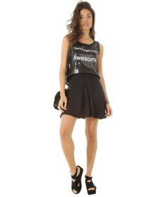 Regata-de-Paete--Don-t-Forget-Be-Awesome--Preta-8467311-Preto_3