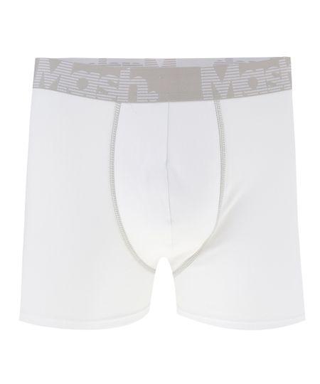 Cueca Boxer Mash Branca