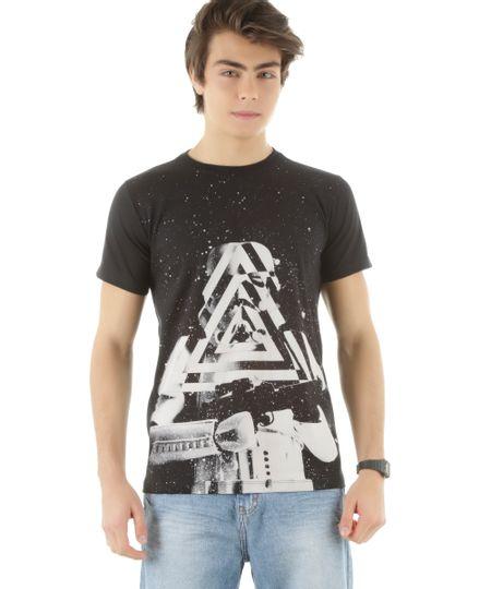 Camiseta Stormtrooper Preta