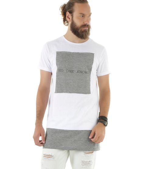 Camiseta-Longa--No-one-knows--Branca-8450856-Branco_1