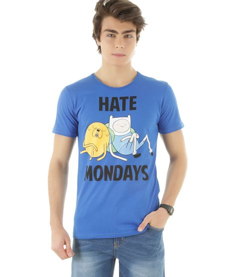 Camiseta-Hora-de-Aventura-Azul-8467035-Azul_1