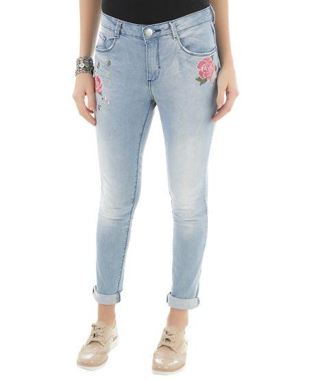 Calca-Jeans-Skinny-com-Bordado-Azul-Claro-8500484-Azul_Claro_1