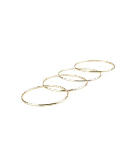 Kit-de-4-Pulseiras-Trabalhadas-Dourado-8404808-Dourado_1