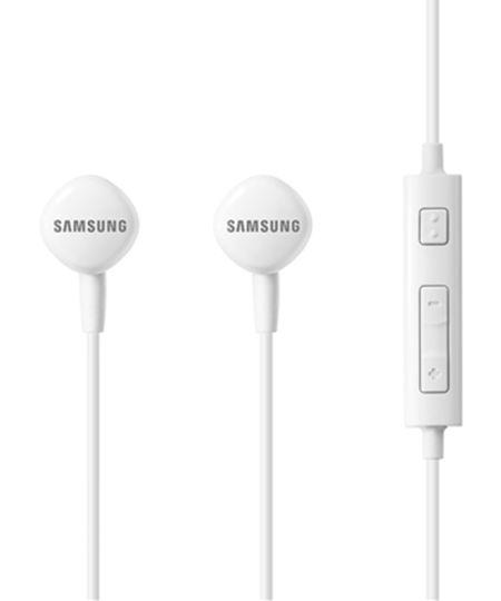 Fone Samsung Estéreo com Fio e Controles Branco