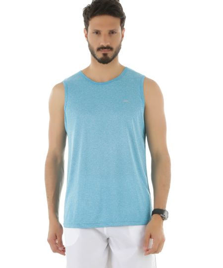 Regata Ace Basic Dry Azul Claro