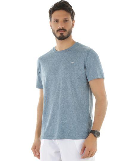 Camiseta Ace Basic Dry Azul Petróleo