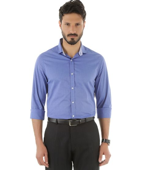 Camisa-Social-Slim-Azul-8452375-Azul_1