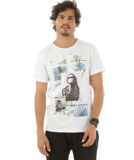 Camiseta--That-Was-The-Past--Branca-8450788-Branco_1