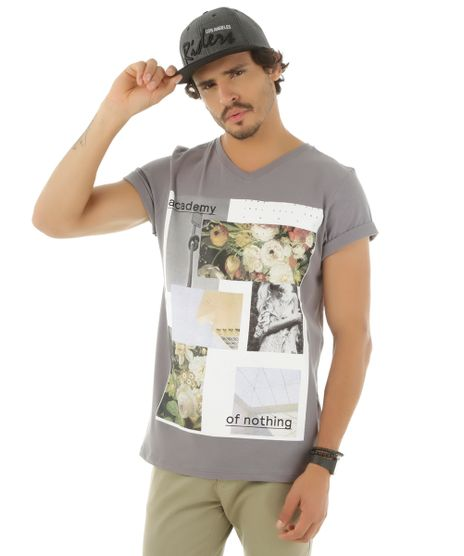Camiseta--Academy-Of-Nothing--Cinza-Claro-8450802-Cinza_Claro_1