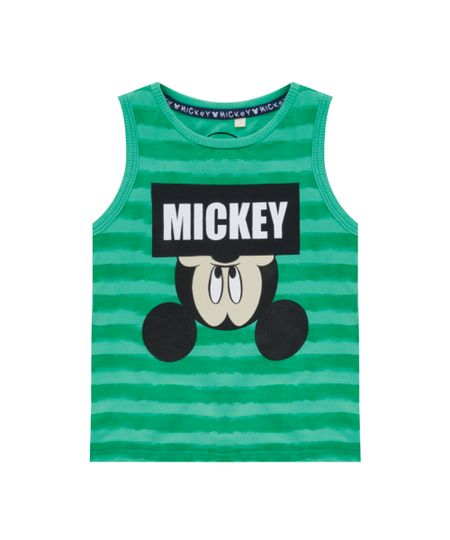 Regata Mickey Verde