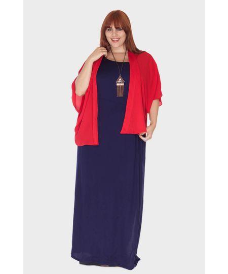 Blusa Kimono Plus Size