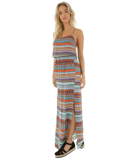 Vestido-Longo-Estampado-Etnico-Cia--Maritima-Azul-8354611-Azul_1