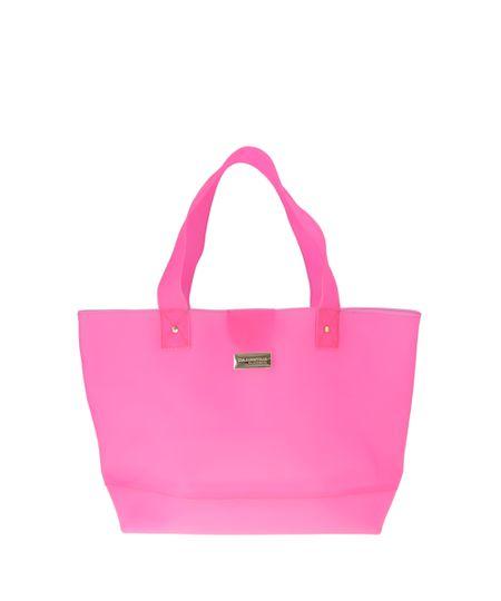 Bolsa Shopper Cia. Marítima Pink