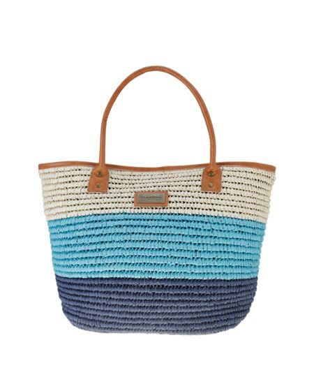 Bolsa Shopper Cia. Marítima Azul