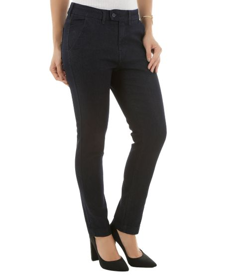 Calca-Jeans-Cigarrete-Azul-Escuro-8494930-Azul_Escuro_1