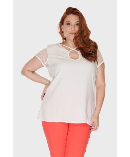 Blusa Luping Plus Size